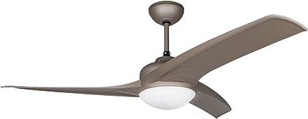 Orbegozo CP 89132 Ventilador de techo con luz y mando a ...