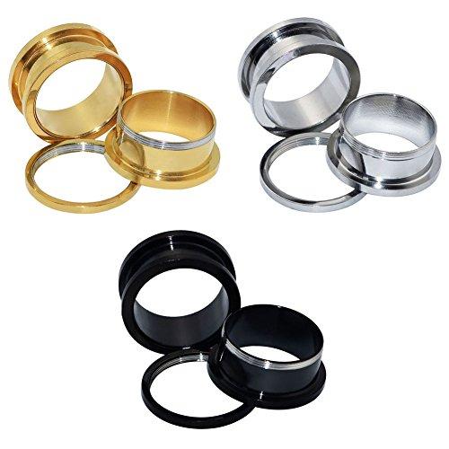 2g Ear Plugs Body Jewelry - 5