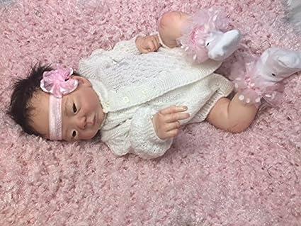 Amazon.com: Asiático Reborn bebé Kameko para terapia de ...