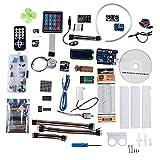 arduino starter kit deluxe - Goshfun UNO R3 Deluxe Basic Starter Kit for Beginner with Wifi Module CD Tutorial for Arduino