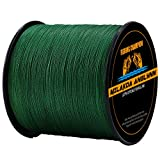 Cheap Milakoa Anglynn 100% PE 4 Strands Braided Fishing Line 500 M/547 Yd for Saltwater Freshwater 20lb 30lb 50lb 80lb 100lb