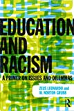 Education and Racism, Zeus Leonardo, 0415891019