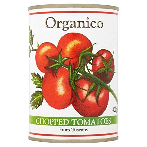(Organico Chopped Tomatoes from Tuscany - 400g )