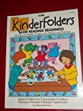 KinderFolders for Reading Readiness, Linda Lieberman, 1878279831