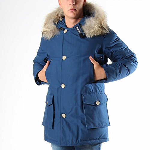 Bluette Wocp1674cn01 Giubbotto Woolrich Woolrich Uomo Wocp1674cn01 xzRXqwtE