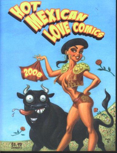 Hot Mexican Love Comics 2008