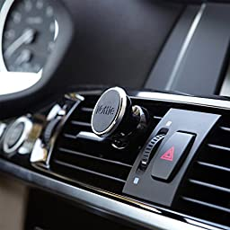 iOttie iTap Magnetic Air Vent Premium Car Mount Holder Cradle for iPhone 7 Plus 6s 5s 5c Samsung Galaxy S8 Edge S7 S6 Note 5