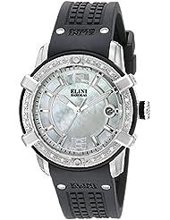 Elini Barokas Womens Spirit Swiss Quartz Stainless Steel Casual Watch (Model: ELINI-20005D-02)