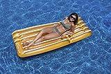 Swimline Cool Stripe Mattress Pool Float
