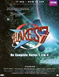 Blake's 7 (Complete Series 1-4) - 17-DVD Box Set