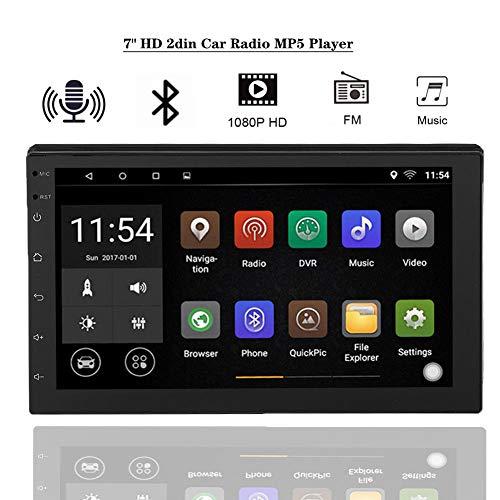 Tangxi Android 81 Car Radio Stereo 2 Din 7 Pulgadas Pantalla Tactil Navegacion Gps Con Bluetooth 1g Ram 16g Rom Soporte Wifi Bluetooth Swc Imagen De Inversion