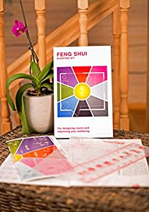 feng shui starter kit including bagua map hands on alternative to feng shui books easily apply feng shui to your home bedroom living room kitchen apply feng shui