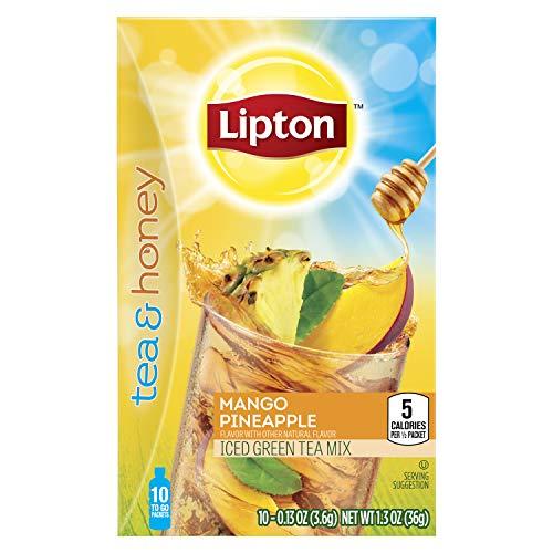 lipton iced tea mango - 8
