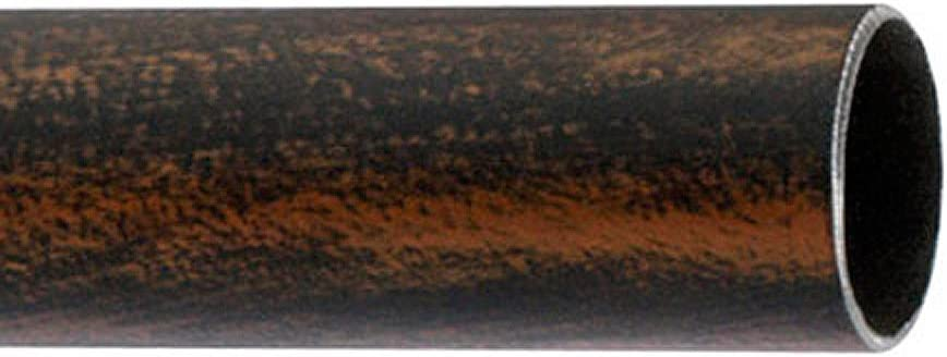 Riel Chyc 5431878 Barra Hierro Forja 20 mm. x 1,50 Metros Negro Cobre