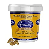 Stewart Freeze Dried Treats 3 oz Chicken Liver