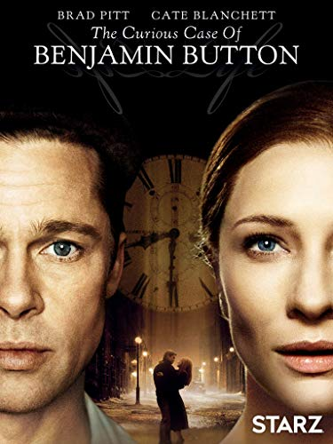 DVD : The Curious Case of Benjamin Button