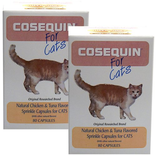 NutraMax Cosequin For Cats – 80 count – 2 pack, My Pet Supplies