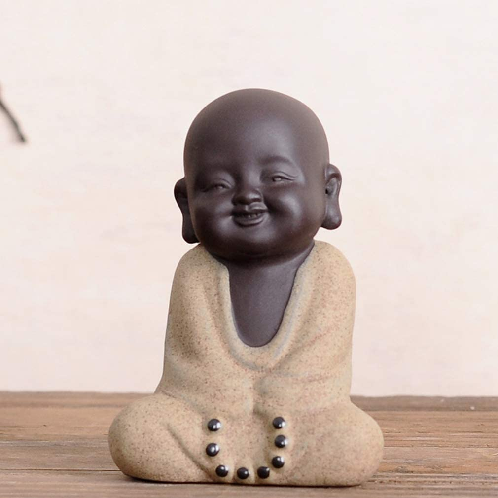 Buddha Statue Baby Buddha Decoration Buddha Statue Little Home Decor Car Decor Buddha Statue