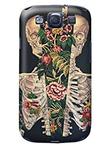 LarryToliver The Best And Newest Hard Case samsung Galaxy s3 For Customizable fashion skull pictures #3