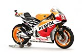 Tamiya 14130 - Repsol Honda RC213V 14 Motorbike Model Assembly Kit 1:12