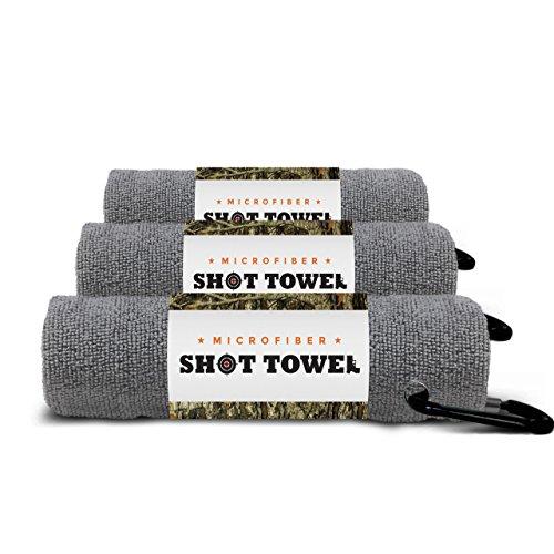Microfiber Shot Towel Carabiner Shooting product image