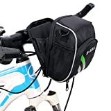 scooter Mountain Bike Electric Handlebar Bicycle Handlebar Folding Pocket Bag
