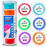 Pivit Exercise Putty (18 oz)   Therapeutic, Occupational and Therapy Tool   Thinking
