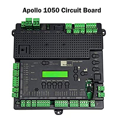 New Apollo 1050 replacement board for Apollo 835 (discontinued)
