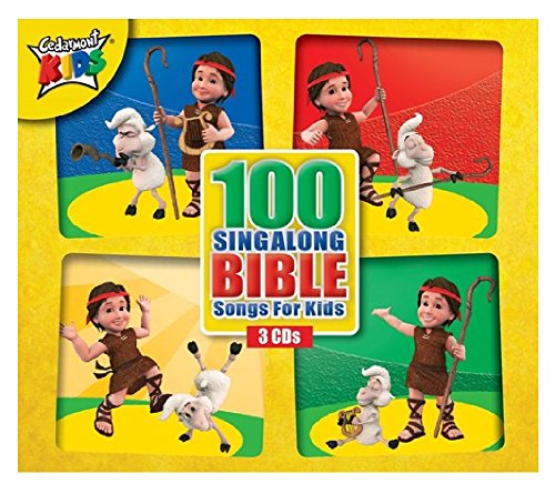 100 Singalong Bible Songs For Kids by Provident Distribution Group