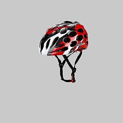 210g Casques de vélo légers et légers de montagne pour hommes et femmes Casque de vélo, Casque de coque extérieur en polycarbonate à vélo avec 39 bouches de refroidissement