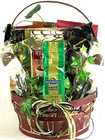 Coffee Break Gourmet Treats Gift Basket