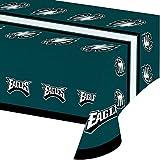 Zipperstop Philadelphia Eagles NFL Table Cover 54'' x 102''