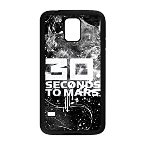 30 Seconds to Mars Cell Phone Case for Samsung Galaxy S5 by runtopwell