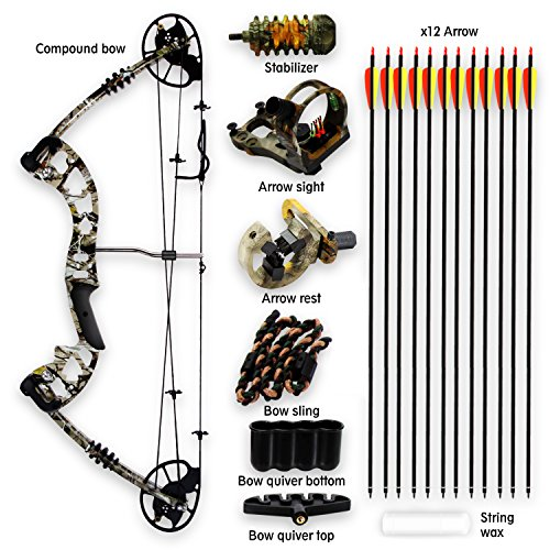 Review SereneLife Complete Compound Bow