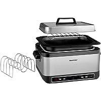Sous-Vide-Garer SVSV 550 C3 kookpan vacuüm koken nauwkeurig koken roestvrij staal behuizing