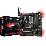 Z370M Gaming Pro AC - Placa Base Performance (chipset Intel Z370, Socket LGA 1151, 4 x SATA 6Gb/s, 2 x Turbo M.2, DDR4 Boost, Intel I219-V LAN)