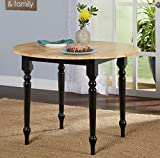 TMS 40-Inch Double Drop Leaf Table