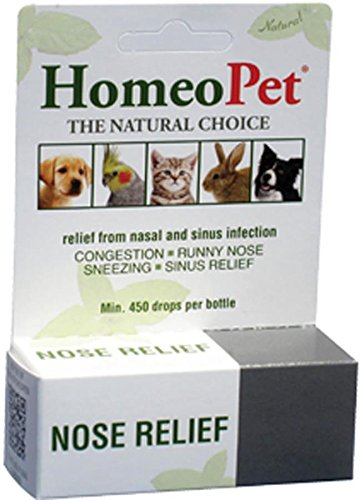 51JMxyZR-OL HomeoPet Nose Relief, 15 ml