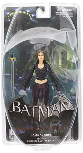 Batman Arkham City Series 4 Talia Al Ghul Action Figure