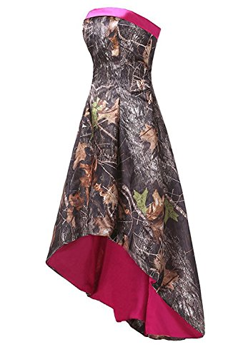 Gowms Dresses AN84 Anlin Juniors for Lo Prom Military Red Chic Hi Camouflage 6nxIq8wZR