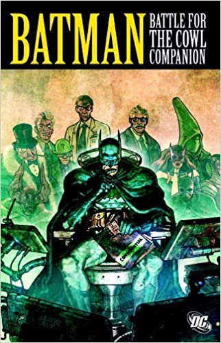 Batman Battle For The Cowl Pdf