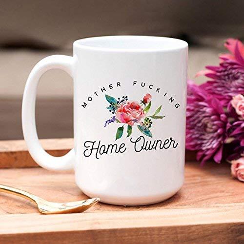 New Homeowner Gift   Housewarming Mug   Homeowner Mug   New Home Owners   Gift for Homeowner   Funny Housewarming Gift   New Homeowner Mug