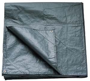 Coleman Instant Tourer Footprint - Palo para tiendas de campaña, color negro
