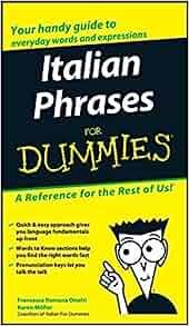 Dummies for italian pdf