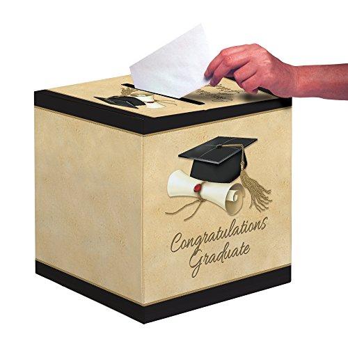 Creative Converting Sophisticate Grad Card Box
