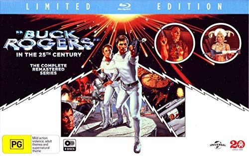Buck Rogers in the 25th Century: The Complete Remastered Series (Limited Edition)