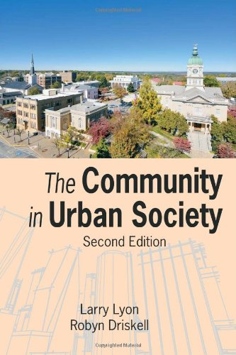 The Community in Urban Society