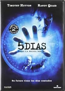 5 Dias Para La Medianoche [DVD]