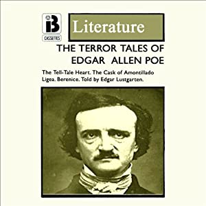 The Terror Tales of Edgar Allan Poe (Dramatised) Performance