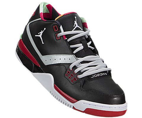 Jordan Nike Men's Flight23 Black/White/Gry MST/Unvrsty RD Basketball Shoe 12 Men US by Jordan (Image #4)